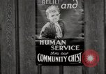 Image of community chest United States USA, 1932, second 9 stock footage video 65675033281