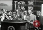 Image of Dwight D Eisenhower Iowa United States USA, 1953, second 26 stock footage video 65675033292