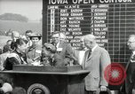 Image of Dwight D Eisenhower Iowa United States USA, 1953, second 32 stock footage video 65675033292