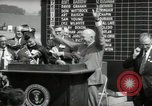 Image of Dwight D Eisenhower Iowa United States USA, 1953, second 33 stock footage video 65675033292