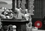 Image of Dwight D Eisenhower Iowa United States USA, 1953, second 35 stock footage video 65675033292