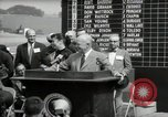Image of Dwight D Eisenhower Iowa United States USA, 1953, second 37 stock footage video 65675033292
