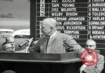 Image of Dwight D Eisenhower Iowa United States USA, 1953, second 40 stock footage video 65675033292