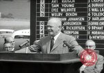 Image of Dwight D Eisenhower Iowa United States USA, 1953, second 42 stock footage video 65675033292