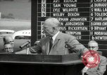 Image of Dwight D Eisenhower Iowa United States USA, 1953, second 43 stock footage video 65675033292
