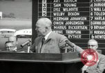 Image of Dwight D Eisenhower Iowa United States USA, 1953, second 46 stock footage video 65675033292