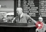 Image of Dwight D Eisenhower Iowa United States USA, 1953, second 47 stock footage video 65675033292
