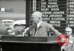 Image of Dwight D Eisenhower Iowa United States USA, 1953, second 48 stock footage video 65675033292