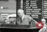 Image of Dwight D Eisenhower Iowa United States USA, 1953, second 50 stock footage video 65675033292