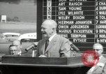 Image of Dwight D Eisenhower Iowa United States USA, 1953, second 55 stock footage video 65675033292