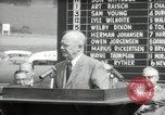 Image of Dwight D Eisenhower Iowa United States USA, 1953, second 60 stock footage video 65675033292