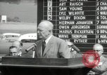 Image of Dwight D Eisenhower Iowa United States USA, 1953, second 62 stock footage video 65675033292