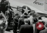 Image of dignitaries Ankara Turkey, 1953, second 9 stock footage video 65675033298