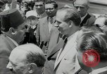 Image of dignitaries Ankara Turkey, 1953, second 13 stock footage video 65675033298