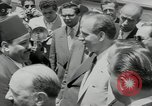 Image of dignitaries Ankara Turkey, 1953, second 14 stock footage video 65675033298