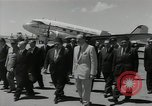 Image of dignitaries Ankara Turkey, 1953, second 15 stock footage video 65675033298