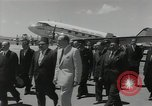 Image of dignitaries Ankara Turkey, 1953, second 16 stock footage video 65675033298