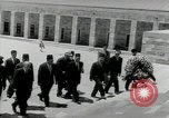 Image of dignitaries Ankara Turkey, 1953, second 23 stock footage video 65675033298