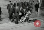Image of dignitaries Ankara Turkey, 1953, second 27 stock footage video 65675033298