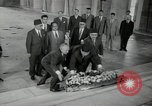 Image of dignitaries Ankara Turkey, 1953, second 30 stock footage video 65675033298