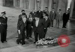 Image of dignitaries Ankara Turkey, 1953, second 31 stock footage video 65675033298