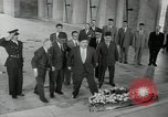 Image of dignitaries Ankara Turkey, 1953, second 32 stock footage video 65675033298
