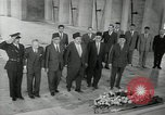 Image of dignitaries Ankara Turkey, 1953, second 33 stock footage video 65675033298