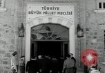 Image of dignitaries Ankara Turkey, 1953, second 34 stock footage video 65675033298