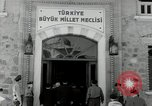 Image of dignitaries Ankara Turkey, 1953, second 35 stock footage video 65675033298