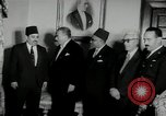 Image of dignitaries Ankara Turkey, 1953, second 41 stock footage video 65675033298