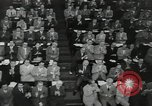 Image of dignitaries Ankara Turkey, 1953, second 54 stock footage video 65675033298