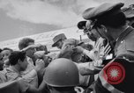 Image of Fidel Castro soon after taking power Cuba, 1959, second 9 stock footage video 65675033310