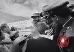 Image of Fidel Castro soon after taking power Cuba, 1959, second 10 stock footage video 65675033310