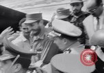 Image of Fidel Castro soon after taking power Cuba, 1959, second 13 stock footage video 65675033310