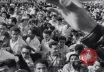 Image of Fidel Castro soon after taking power Cuba, 1959, second 31 stock footage video 65675033310