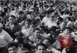 Image of Fidel Castro soon after taking power Cuba, 1959, second 32 stock footage video 65675033310