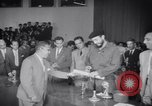 Image of Fidel Castro soon after taking power Cuba, 1959, second 43 stock footage video 65675033310