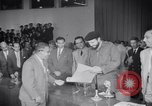 Image of Fidel Castro soon after taking power Cuba, 1959, second 45 stock footage video 65675033310
