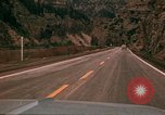 Image of Highway views Vail Colorado United States USA, 1971, second 61 stock footage video 65675033330