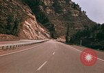 Image of Road scenes Glenwood Canyon Colorado United States USA, 1971, second 59 stock footage video 65675033331