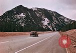 Image of Sheep and roadways Frisco Colorado United States USA, 1971, second 5 stock footage video 65675033332