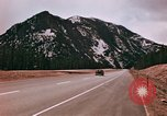 Image of Sheep and roadways Frisco Colorado United States USA, 1971, second 6 stock footage video 65675033332