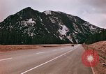 Image of Sheep and roadways Frisco Colorado United States USA, 1971, second 8 stock footage video 65675033332