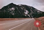 Image of Sheep and roadways Frisco Colorado United States USA, 1971, second 10 stock footage video 65675033332