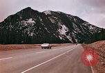 Image of Sheep and roadways Frisco Colorado United States USA, 1971, second 12 stock footage video 65675033332