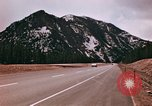 Image of Sheep and roadways Frisco Colorado United States USA, 1971, second 14 stock footage video 65675033332