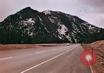 Image of Sheep and roadways Frisco Colorado United States USA, 1971, second 15 stock footage video 65675033332