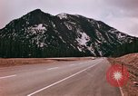 Image of Sheep and roadways Frisco Colorado United States USA, 1971, second 16 stock footage video 65675033332