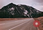 Image of Sheep and roadways Frisco Colorado United States USA, 1971, second 18 stock footage video 65675033332
