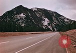 Image of Sheep and roadways Frisco Colorado United States USA, 1971, second 19 stock footage video 65675033332